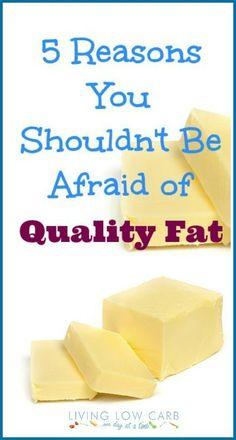 5 Reasons to embrace quality fat | holistically.wpengine.com