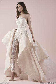 8eac616106e Saiid Kobeisy 2018 Wedding Dress Collection