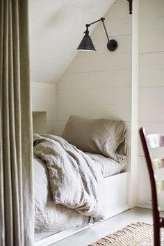 Rustic farmhouse in grey... – Greige Design