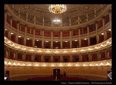 Teatro della Fortuna - Fano