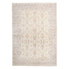 """Oushak Collection Oriental Rug, 5'2"""" x 7'2"""""""