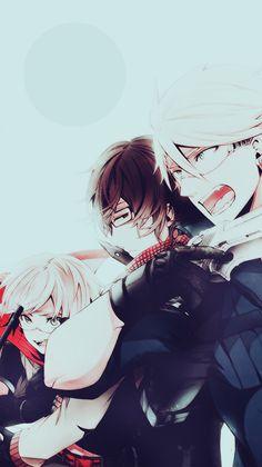 Anime phone wallpaper Enjoy!~