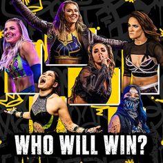 Who Will Win, Women's Wrestling, Superstar, Wwe, Evolution, Movies, Movie Posters, Instagram, Divas