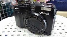 Canon G11 Digital Camera For Sale Philippines - Find 2nd Hand (Used) Canon G11 Digital Camera On OLX