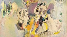 The Pirate I, 1942, Arshile Gorky