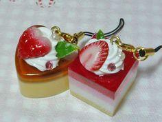 Candy bonbon Girls Jewelry, Women Jewelry, Kawaii Jewelry, Polymer Clay, Resin, Miniatures, Girly, Sweets, Candy
