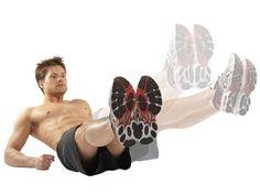 Lower ab workouts for men. | Fat Burning Exercises for Men #howmendress #menswear