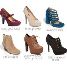 Lydia Martin Basics (Shoes)