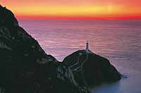 South Stack Lighthouse, Anglesey, North Wales
