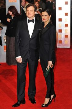 Liva Firth may very well be my new style idol. I'm stealing this look. On my next shopping outing, sparkly green clutch.