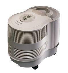 NEW Honeywell QuietCare cool 9-Gallon home HCM-6009 Washing Air Humidifier #Honeywell