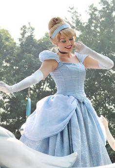 Cinderella Disney Face Character