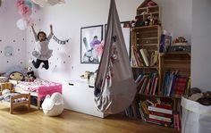 Et sjovt børneværelse til en 4-årig