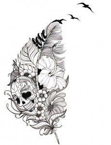 Galeria Tatuajes calavera