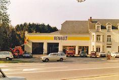 Renault Garages, Garage, Car Garage