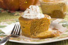 Pumpkin Pie in a Mug | MrFood.com