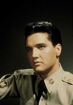 Elvis Presley served in the U.S. army almost two full years from March 24th,1958 - March 7th,1960