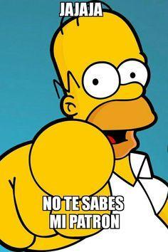 Homero pantalla de bloqueo