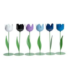 Tealight Tulips Grande Cool now featured on Fab.