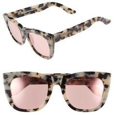 SUPER by RETROSUPERFUTURE ® 'Gals Gel' 52mm Sunglasses