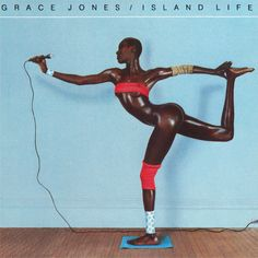 Grace Jones Island Life on Limited Edition Import 180g LP Island Life is a 1985 compilation which spotlights ten standout tracks from iconic Jamaican singer/actress/model Grace Jone's tenure for Chris