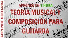 Curso Intensivo Teoría Musical y Composición para Guitarra