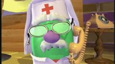 VeggieTales: The Yodeling Veterinarian of the Alps Silly Song, via YouTube.
