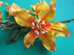 MiRa Cakes: Floarea copacului fluturelui