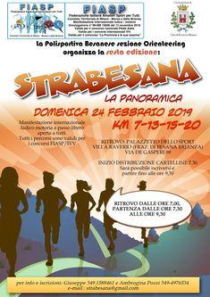 StraBesana 2019 - 6a edizione si svolgerà il giorno 24/02/2019 a Besana in Brianza (Mb) sulla distanza di 20Km, 15Km, 13Km, 7Km. #corriqui Comic Books, Comics, Cover, Movie Posters, Film Poster, Cartoons, Cartoons, Comic, Comic Book