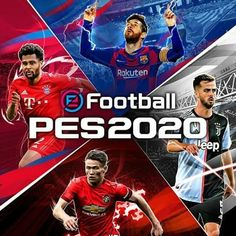 Xbox One - EFootball Pro Evolution Soccer 2020 - PES 2020 - Konami - Magazine Voceflavio Soccer Pro, Soccer Games, Sports Games, Pro Evolution Soccer, Pes Konami, Xbox One, Instant Gaming, Capas Dvd, Android Mobile Games