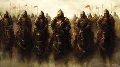 Всадники Воины Армия