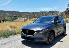 Driving Through Southern California in the New 2017 Mazda SUV and Miata RF