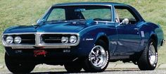 67-69 Firebird - Sweet