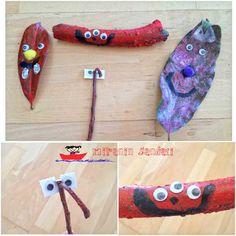 Çocuklarla sanat çalışmaları üzerine…  