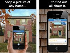 HomeSnap is the iPhone's Best Real Estate App---- maybe aunt lisa could get it on her ipad