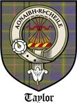 Taylor Clan Crest / Tartan / Taylor Clan Badge