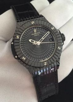 Without Tags Hublot Big Bang Caviar 346.CX.1800.RX 41mm Automatic Men's Watch