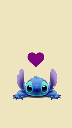 Stitch wallpaper background