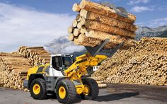 Liebherr loader. #loader #equipment #machinery #Liebherr