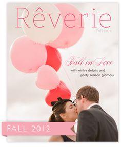 Reverie | Fall 2012