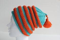 Blue and Orange PJ Challenge by Megan Sweet on Etsy