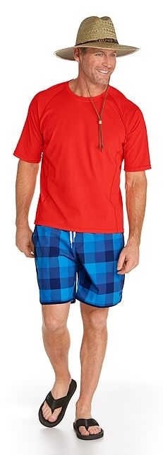 821657242972 Our Swim Shirt   Barrow Swimming Trunks Outfit will keep you looking and  feeling cool!