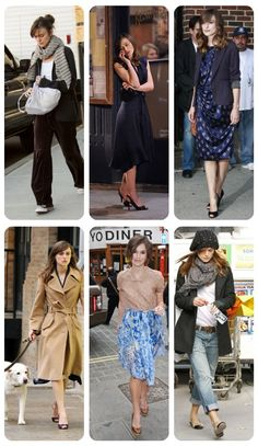 Keira Knightley, love her style