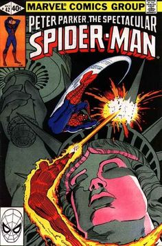 Peter Parker, The Spectacular Spider-Man # 42 by Mike Zeck & Joe Rubinstein