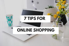 Online Shopping Tips Advice Online Safety E-Commerce Shopping Shopping Safety Online Security Computer Internet PayPal Amazon Etsy