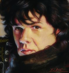 Gary Moore - A GUITAR HERO - He has not bartered his soul to devil. But he plays as if he had done it ,-)     Died: 6 February 2011 (aged 58)