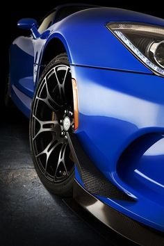 New 2016 Dodge Viper ACR Fastest Street-legal Viper Track Car Ever | Blog - MCG Social™ | MyClassicGarage™