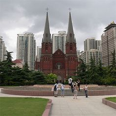 Christianity grows inChina. Click image to read article.