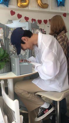 Do Kyung Soo, Boyfriend Material, Kpop, Couples, Boys, Wallpapers, Random, Fashion, Baby Boys