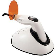 athenadental matériel dentaire Woodpecker® Type F Lampe LED à photopolymériser avec Radiomètre